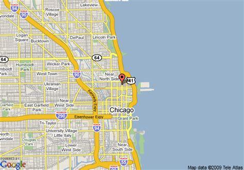chicago hotel map omni chicago hotel chicago deals see hotel photos