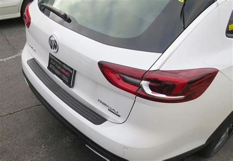 Buick Tourx 2020 by Rear Bumper Protector Fits 2018 2020 Buick Buick Regal Tourx