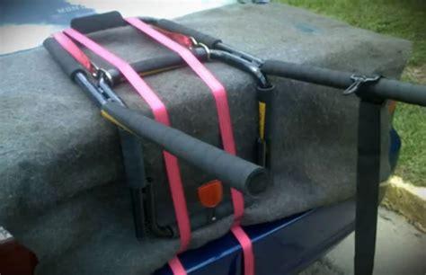 porta bici x auto porta bicicleta de baul para todo auto casero facil