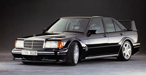 Mercedes 190 Evo 2 25 years of the mercedes 190e 2 5 16 evolution ii evo