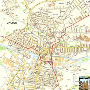 image gallery lincoln map
