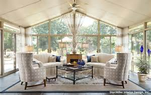 Interior Pictures Of Sunrooms An A Ha Moment No Reds Greens Pinks Yellows Or