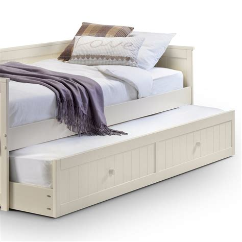 Pull Out Bed by Wooden Day Bed With Pull Out Bed 163 249 Home
