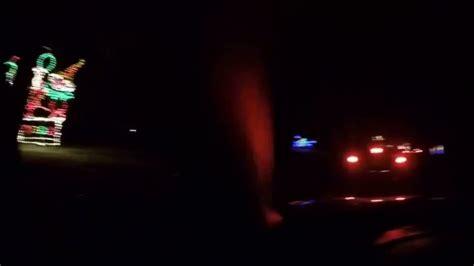 christmas light display lake phalen st paul mn youtube