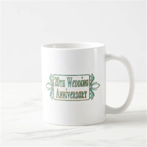20th Wedding Anniversary Gifts by 20th Wedding Anniversary Gifts At Zazzle