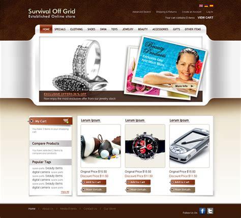 design of online shopping website online shopping website design digital lion