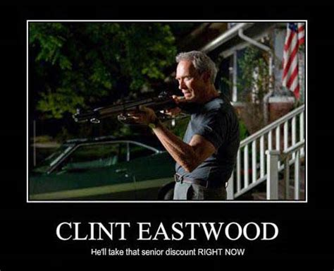 clint eastwood quotes funny sports quotesgram