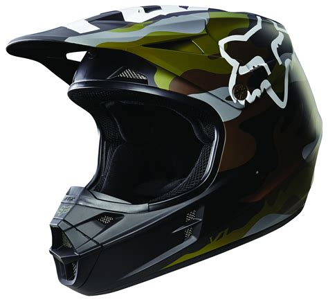 fox helmet fox racing v1 camo helmet camo jpg