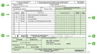 dea 222 form colors pin news from dea releases 090496 on