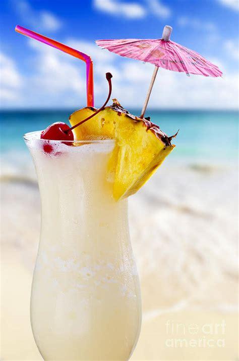 Banana Carnivale Creame By Nycvape banana colada cocktail recipe shakethat