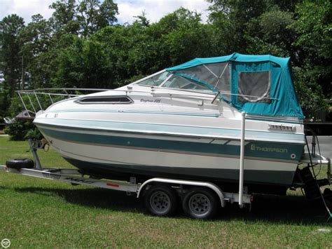 xpress boats for sale in wilmington nc 1989 used thompson 225 daytona express cruiser boat for