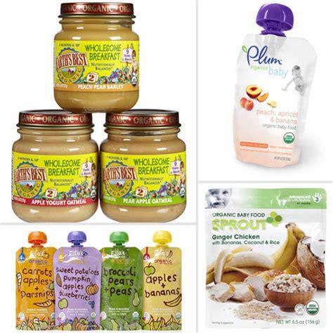 best organic food the best organic baby food popsugar
