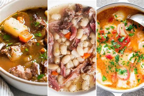 7 Easy Ways To Cook Healthier Meals by 7 Easy Ways To Make Any Soup Better Eastern Ontario Network