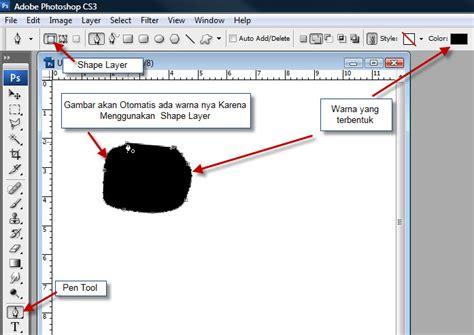 tutorial vektor di ps dasar dasar menggambar vektor dengan photoshop tutorial