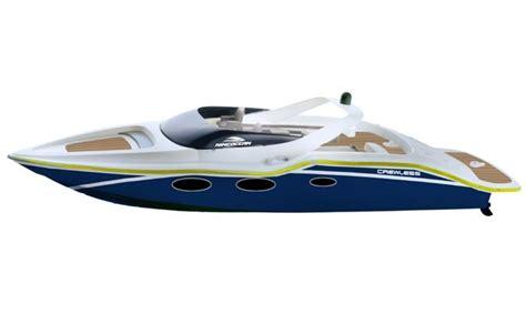 intertoys bootje ninco crewless speelgoed modelbouw speedboot rc jacht