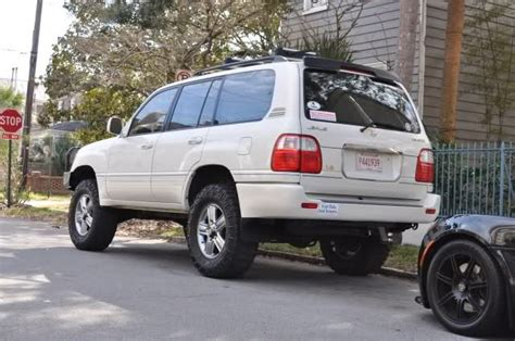 lifted lexus lx 570 for sale 2000 lexus lx470 lifted 12 250