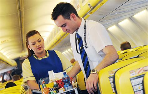 cabin crew ryanair ryanair is airline to carry 100m pax a year