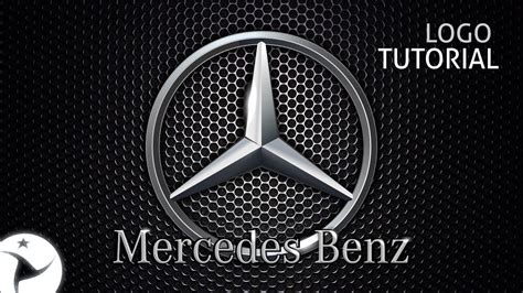 tutorial logo mercedes logo mercedes benz tutorial corel draw youtube