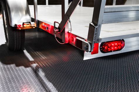 Oval Led Truck And Trailer Lights 6 Brake Turn Tail