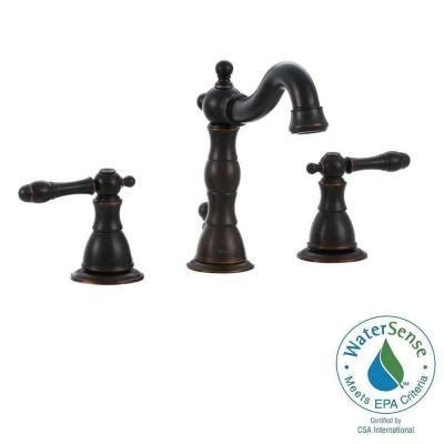 glacier bay lyndhurst bathroom faucet glacier bay lyndhurst 8 in widespread 2 handle high arc bathroom faucet in