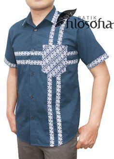 Kemeja Batik Kombinasi Polos Katun Cap Berkualitas 1000 images about kemeja cowok on javanese menswear and batik pattern