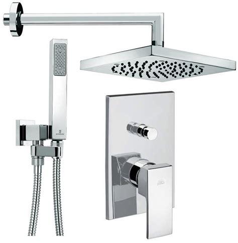 montaggio miscelatore doccia incasso composizione doccia incasso con deviatore level paffoni