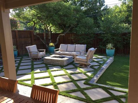 Patio Pavers Dallas We Just Completed This Project In Dallas It Features