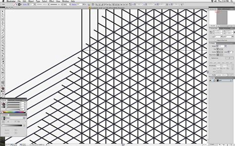 grid pattern for illustrator how to create an isometric grid in adobe illustrator