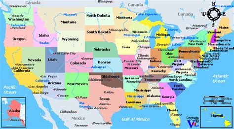map of the united states virginia image gallery north america map states