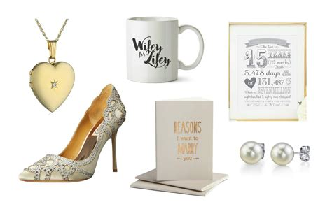 best wedding day gift ideas from the groom to the heavy