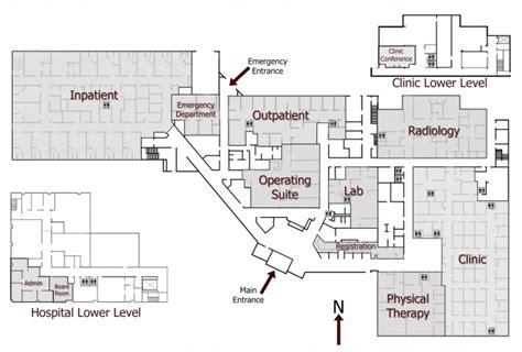 maps clinic hospital clinic map