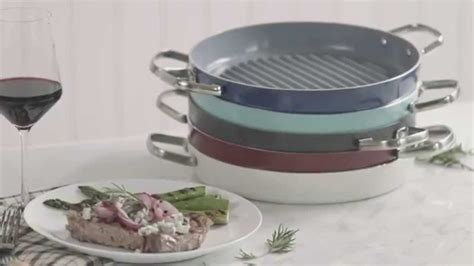 sur la table greenpan greenpan for sur la table healthy ceramic nonstick grill