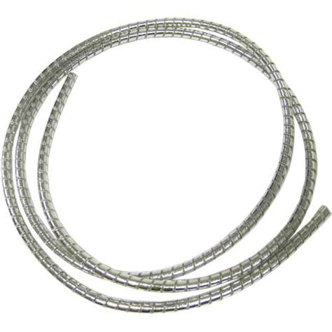 chrome wire cover motorcycle plastic cable cover chrome motorcycle products uk
