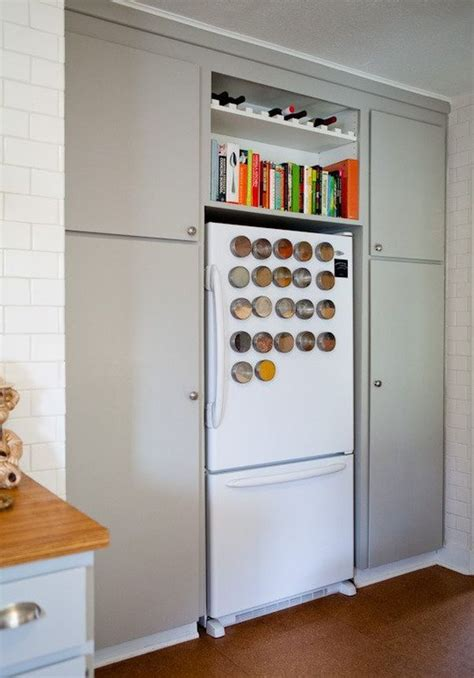 above refrigerator storage 20 fridge organization tips that put your design skills to