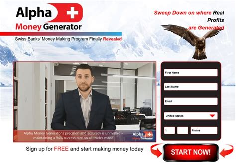 Online Money Making Scams List - alpha money generator scam review with proofs