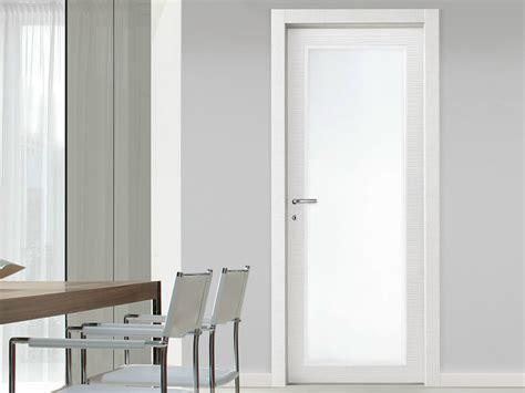 porte door 2000 prezzi porta a battente in vetro fiocco collezione vela by door