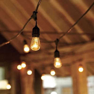 1000 ideas about vintage string lights on