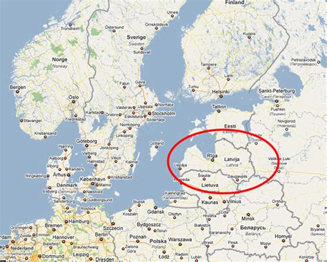 latvia on the world map worlds apart yet in