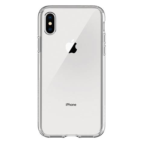 Spigen Liquid Iphone X Clear Original spigen 174 liquid 057cs22118 iphone x clear spaceboy