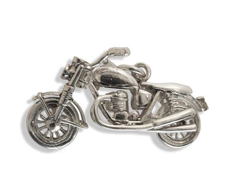 Kettenanh Nger Motorrad by Motorrad Anh 228 Nger Gold 585 Bikerschmuck