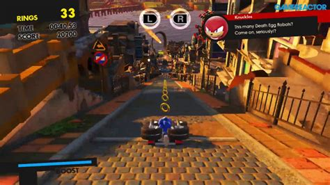 Nintendo Switch Sonic Forces Standard Edition direct feed sonic forces nintendo switch city heights