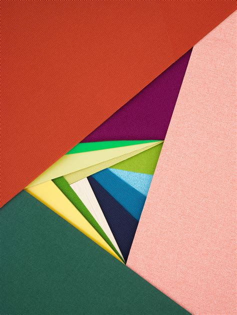 color composition carl kleiner s colour compositions for herman miller