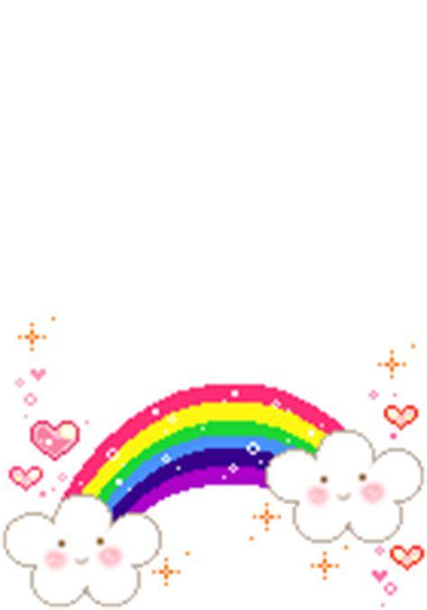 Gliiter Rainbow Ukuran 196 1128 animated glitter graphics clipart best