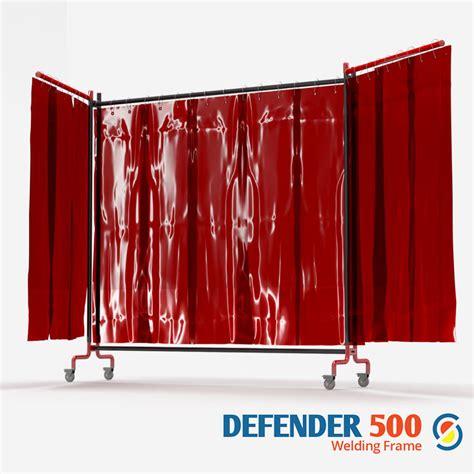 weld curtain welding screens welding curtains welding frames uk