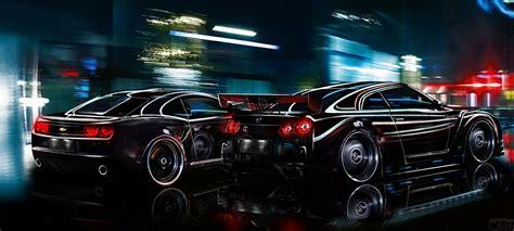imagens de carros em hd supercars sobre o formato de papel de parede widescreen