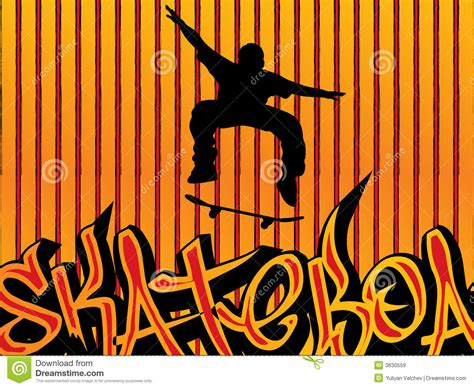 wallpaper graffiti skate skater background stock vector image of black background