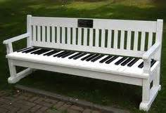 bench notes 1000 images about musical notes on pinterest music