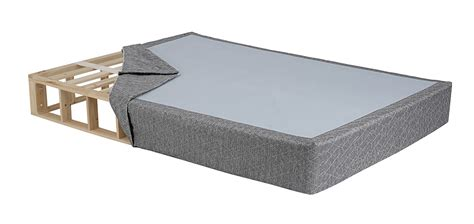 bed box ghostbed foundation product page ghostbed