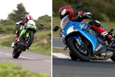 Einsteiger Motorrad Sporttourer by Motorrad Berichte F 252 R Kawasaki