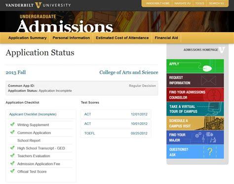 Vanderbilt Acceptance Letter Myappvu5 The Vandy Admissions Vanderbilt
